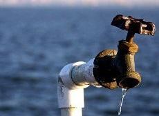 افت فشار آب در ساری با افزایش مصرف به دلیل گرمای هوا