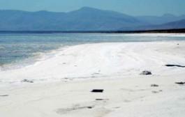 وضع دریاچه ارومیه بحرانی است