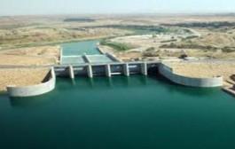 پیشرفت ۶۶ درصدی طرح آبرسانی به کرمانشاه از سد گاوشان