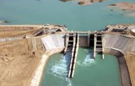 حجم آب سد کرخه ۴ میلیارد مترمکعب کاهش یافت