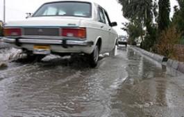 جمع آوری آب های سطحی پایتخت با احداث کانال های آبی