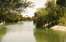 احیای دریاچه پارک ملت با راهاندازی تصفیهخانه