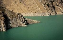 موجودی آب سدها با ۱.۳ میلیارد مترمکعب منفی