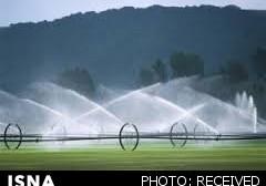 تجهیز ۹۲ هزار هکتار از اراضی کشاورزی به سیستم آبیاری نوین