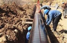 ۸۰۰ کیلومتر از خطوط انتقال آب لرستان نیازمند ترمیم است