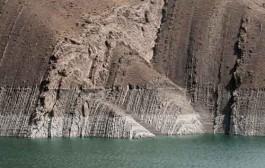 ۵۲ درصد ظرفیت مخازن سدهای کشور خالی است