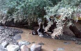 آلودگی آب شرب سوادکوه بر اثر سیل