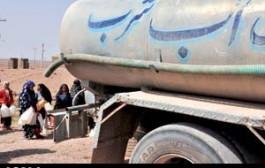 آبرسانی به بیش از ۲۵ روستای بردسکن با تانکر