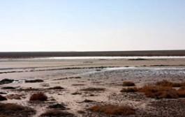 آب در چشمههای سراب تاقبستان جاری شد