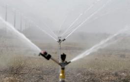 ۱۱۰۰هکتار از اراضی سمنان به آبیاری نوین مجهز میشود