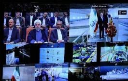 پروژه های حوزه آب و برق کردستان با حضور رئیس جمهور افتتاح شد