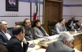 هشتمین جلسه شورای حفاظت از منابع آب استان قم برگزار شد