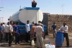 لزوم آبرسانی با تانکر به روستاهای نوشهر