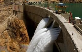 پیشرفت ۸۰درصدی طرح انتقال آب سد امیرکبیر به تهران