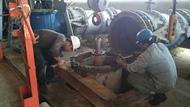 ظرفیت انتقال آب به شهرهای جنوب شرق خوزستان افزایش یافت