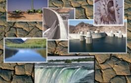 بهرهبرداری و آبگیری ۱۲ سد ملی و احداث بیش از ۷۶ هزار هکتار شبکه آبیاری و زهکشی