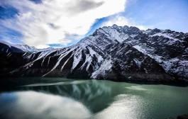 کاهش آب معادل برف در حوضه آبریز زایندهرود