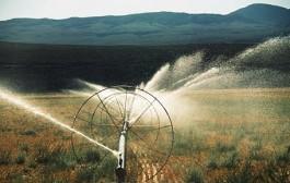 افتتاح دو طرح تامین و انتقال آب کشاورزی در شهرستان فیروزکوه