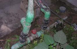 انشعابات غیر مجاز آب در روستاهای کاشمر نگرانکننده است