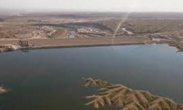 وقوع خشکسالی شدید در حوزه آبریز کرخه
