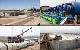 افزایش۶۰ هزار مترمکعبی مخازن ذخیره آب قم/تولید برق از فشار آب