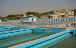 پیشرفت فیزیکی طرح احداث تصفیه خانه آب خوانسار ۹۰ درصد اعلام شد