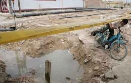 میزان شکستگی شبکه توزیع آب شرب یاسوج بالاست