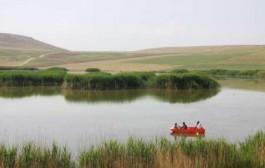 خشک شدن چشمه تأمین کننده آب تالاب بینالمللی برازان