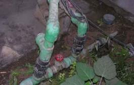 غیرمجاز بودن ۱۵ تا ۲۰ درصد انشعابات آب لرستان 
