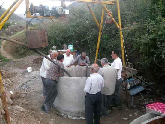 بسترسازی برای مشارکت فعال مردم در مدیریت و حفاظت از منابع آب