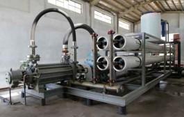 احداث آب شیرینکن؛ راهکار رفع کمبود آب در استان گلستان