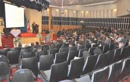 گردهمایی تبیین طرح احیا و تعادلبخشی منابع آب زیرزمینی در مشهد برگزار شد
