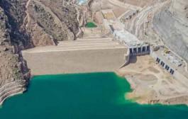 کاهش ۷٫۹ درصدی حجم آب مخزن سدهای کشور