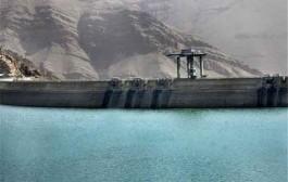 افزایش ۵ متری آب سد کنگیر