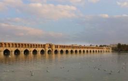 توزیع آب پاییزه کشاورزان اصفهان به مدت یک ماه