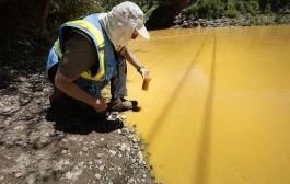 تخلیه ۱۵۶ معدن در رودخانه
