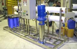 احداث تاسیسات آبشیرینکن در شهرستان