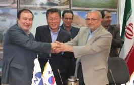 تفاهمنامه همکاری انتقال آب به فلات مرکزی امضا شد