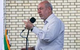 وزیر نیرو ناجی دکلبندان گلوگاه شد