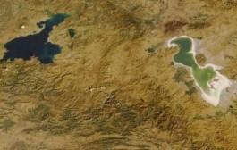 وضعیت دریاچه ارومیه بدتر شد