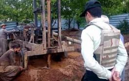 ۱۴ دستگاه حفاری غیرمجاز چاه آب در مریوان توقیف شد