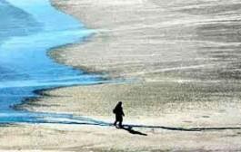 آغاز عملیات نجات دریاچه ارومیه