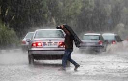 حجم بارشهای کشور به ۴۹ میلیمتر رسید