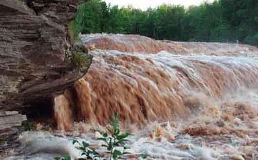 سیلابها مشکل خشکسالی را حل میکند؟