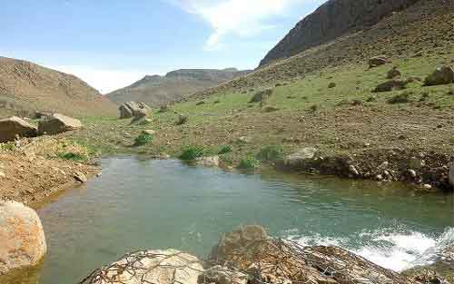 کاهش حجم آب تجدیدپذیر در ایران به ۱۰۰ میلیارد متر مکعب