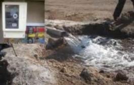نصب شمارشگرهای هوشمند برق روی چاه ها راهکار مدیریت مصرف منابع آبی