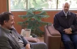 قائممقام وزیر نیرو از طرحهای آب و برق ایلام بازدید میکند