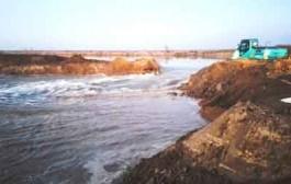 اتصال رودخانه زرینهرود به سیمینهرود برقرار شد