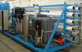 تامین پایدار آب شرب برای جزایر جنوب کشور