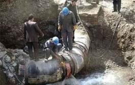 آبرسانی به روستاهای گیلان با سختی انجام میشود